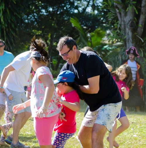 Brotas Eco Resort terá programação e jantar especial para comemorar o Dia dos Pais