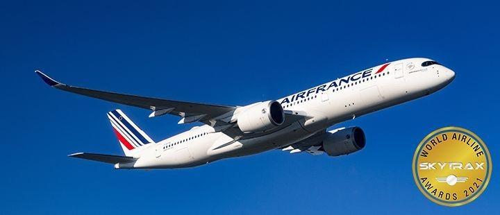 air france Skytrax World Airline