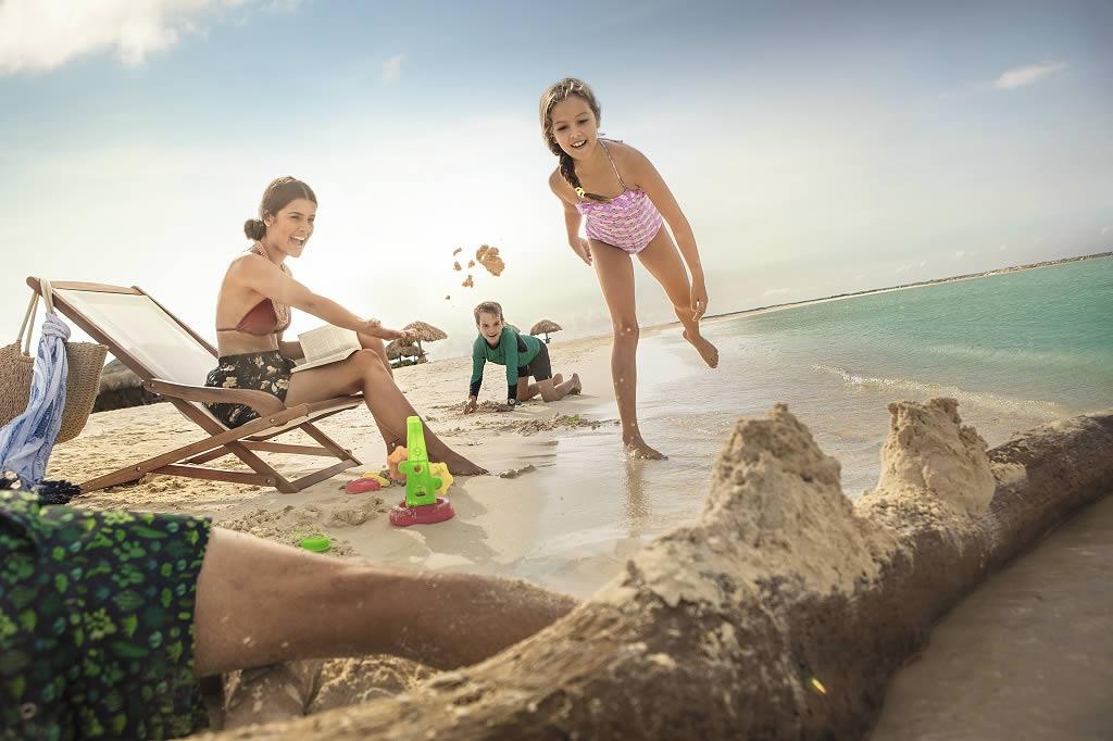 One Happy Family, Aruba Kids, Caribe, Caribbean