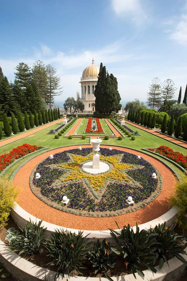 Bahai - Haifa - Acre - Israel