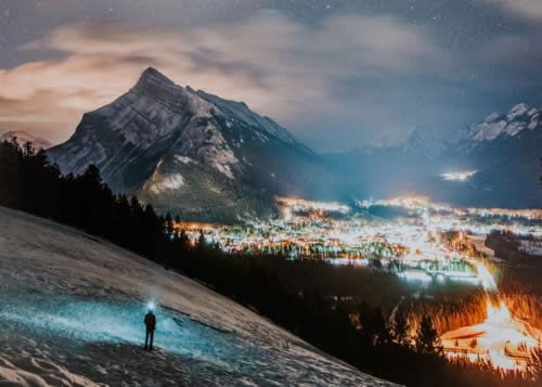 Banff National Park . Mount Norquay. Photo - Celestine Aerden