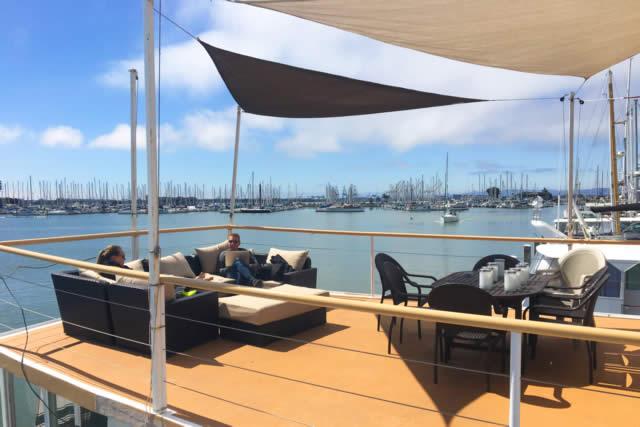 Os barcos mais legais do mundo para se hospedar nas suas próximas férias