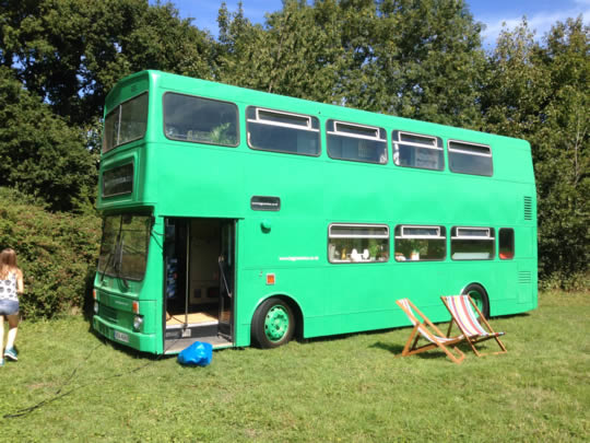 Big Green Bus