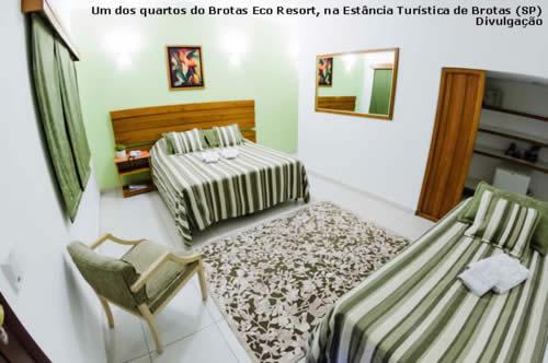 Brotas Eco Resort lança três combos promocionais para viajar com os pets em agosto e praticar atividades esportivas