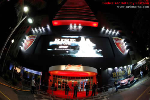 Budweiser Hotel by Pestana