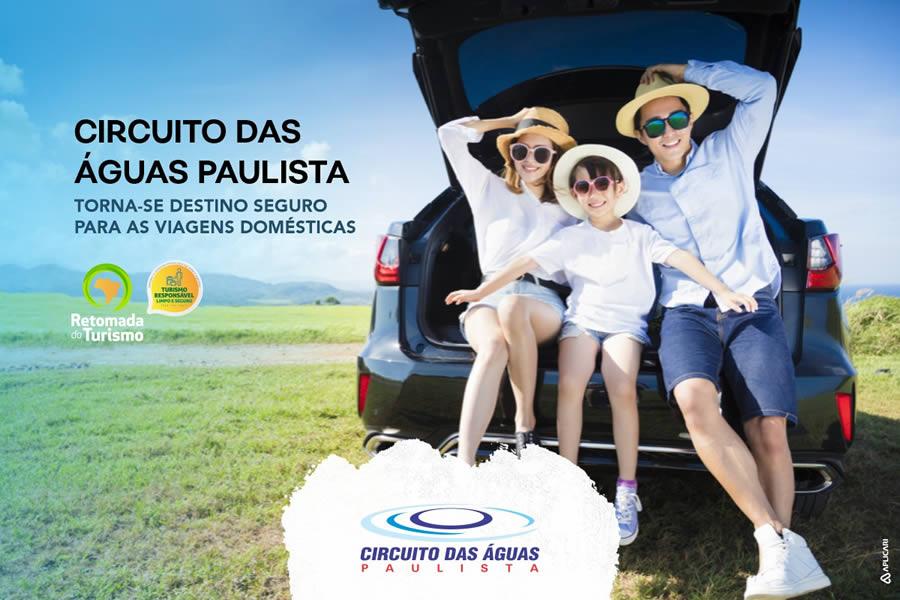 cidades Circuito das Águas Paulista
