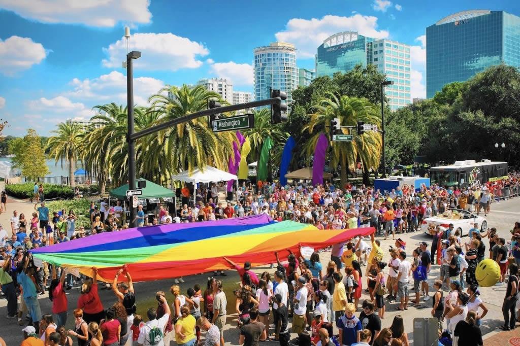 Come Out With Pride - Orlando - by Joshua C. Cruey - LBGT+ friendly - LGBT