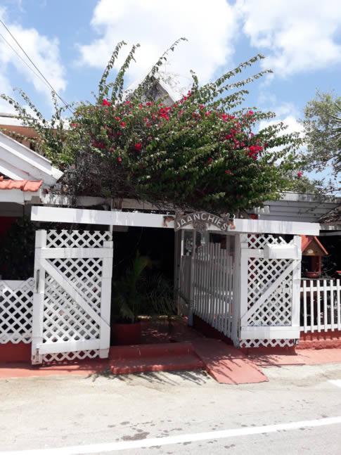Café Gouverneurs De Rouville, Curacao, Caribe, Caribbean