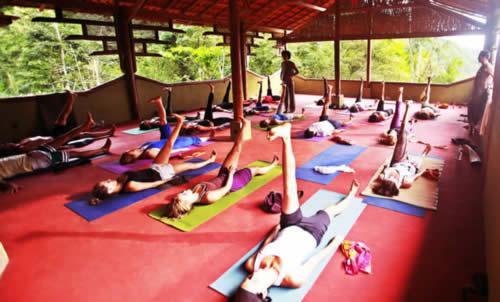 DharmaShala Spiritual Resort