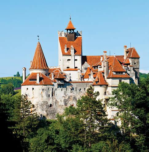 Dracula, Castelo de Bran, Ama Waterways, Romenia, Cruzeiro, Transilvânia, Bucareste