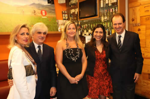 ENIT, Clube Itália Brasil, Úmbria