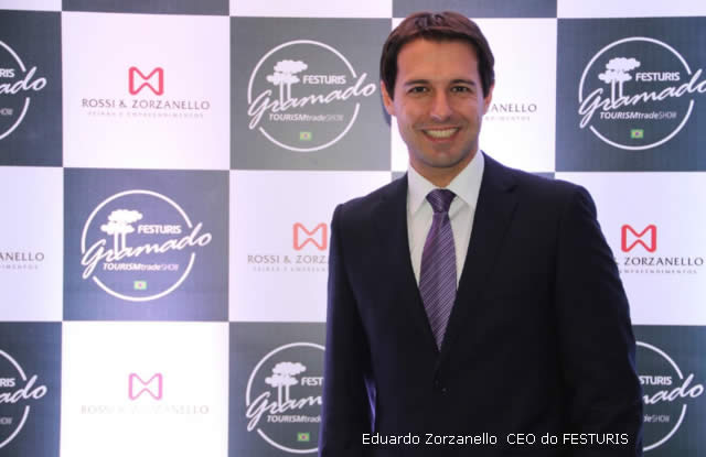 Eduardo Zorzanello  CEO do FESTURIS