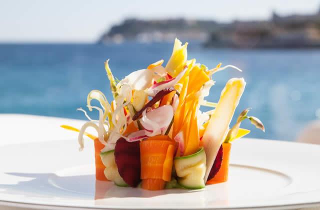 Société des Bains de Mer , Elsa, Monaco, Monte Carlo, Gastronomia, Franca