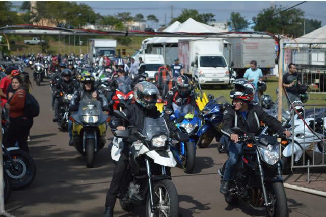 Brotas - Encontro Nacional de Motociclistas - Moto - Motociclistas