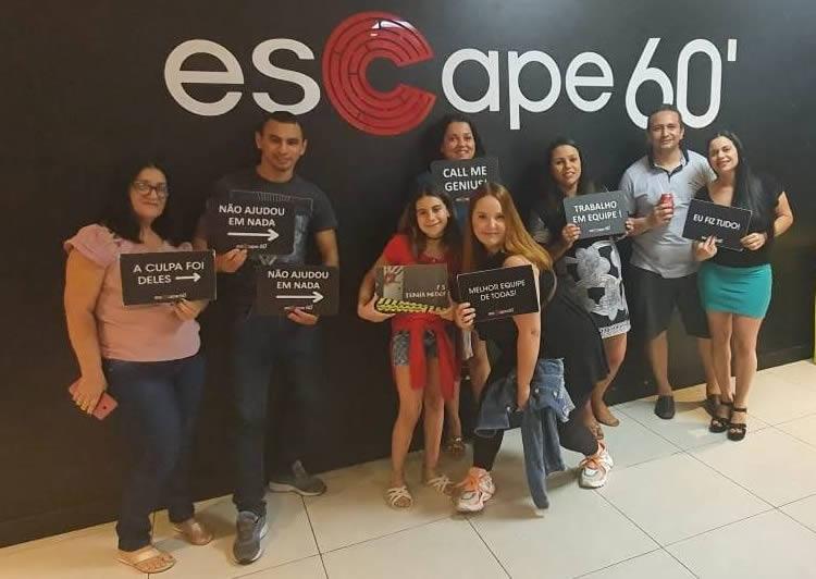 Escape 60 Moema, São Paulo