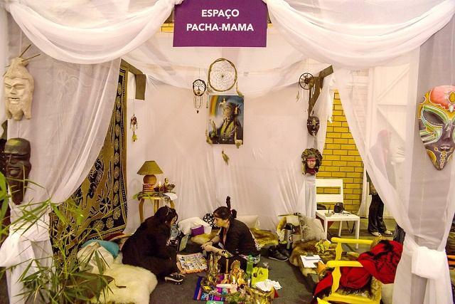 Espaço Pacha-Mama - Turismo Religioso - Gramado,RS - Festuris