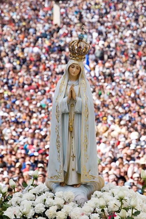 Fátima Portugal - Turismo Religioso - Nossa Senhora de Fátima - Via Sacra - Virgem Maria