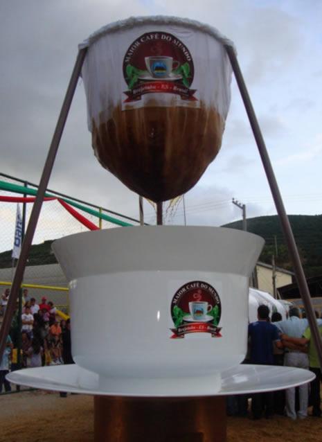 Festival do Maior Café do Mundo - Brejetuba (ES) - Café - Capixaba - Montanhas Capixabas - Espírito Santo