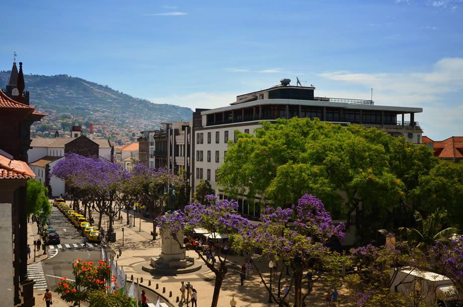 Funchal. Foto: Turismo da Madeira