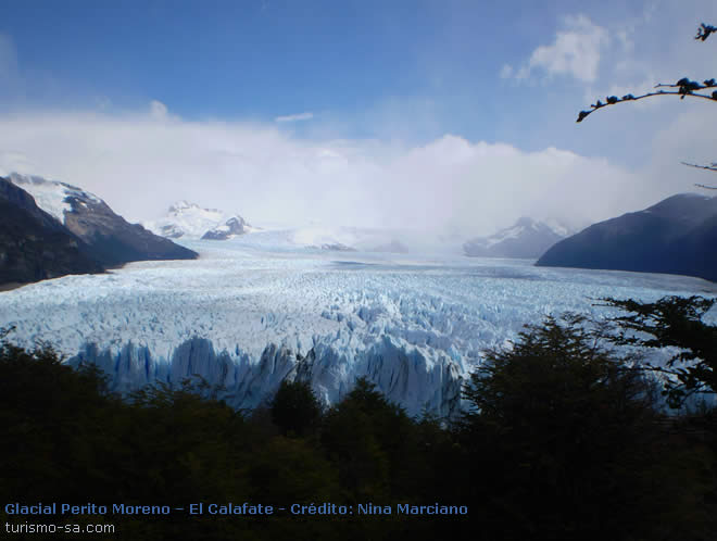 Glacial Perito Moreno – El Calafate - Argentina Em Notas