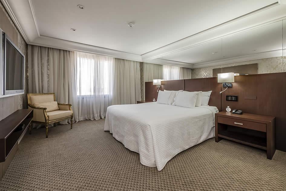Grand Hotel Rayon, em Curitiba