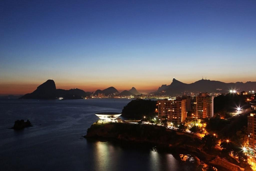 H Niterói Hotel - Realidade Virtual - RV - Hospedagem - Rio de Janeiro