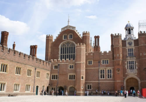 Hampton Court - Londres