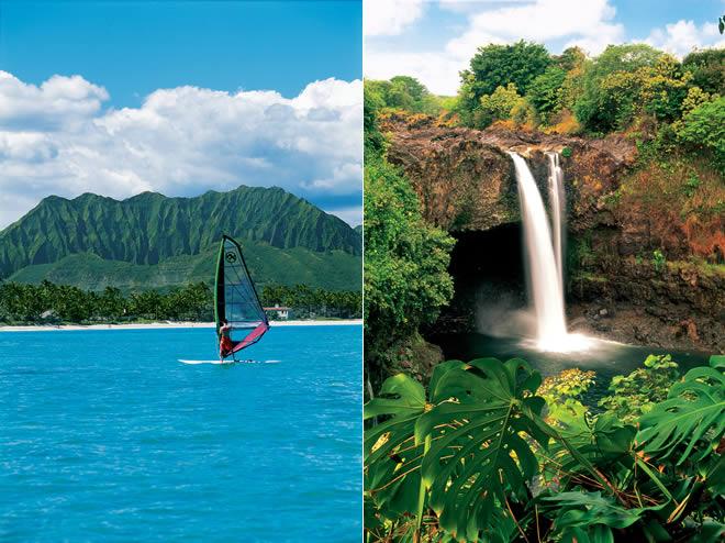 Havaí - cruzeiros Pride of America