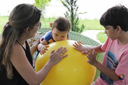 Dia das Mães na Fazendo Hípica Nova Canaã, Santa Isabel, SP: Terapias, Hipismo e Pilates