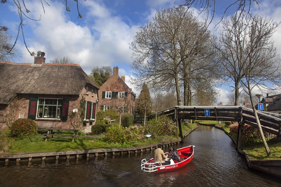 Giethoorn - Holanda - Holland - Netherlands