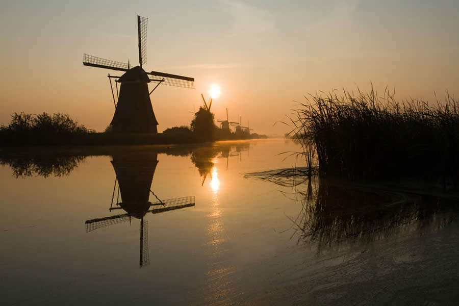 Kinderdijk - Holanda - Holland - Netherlands