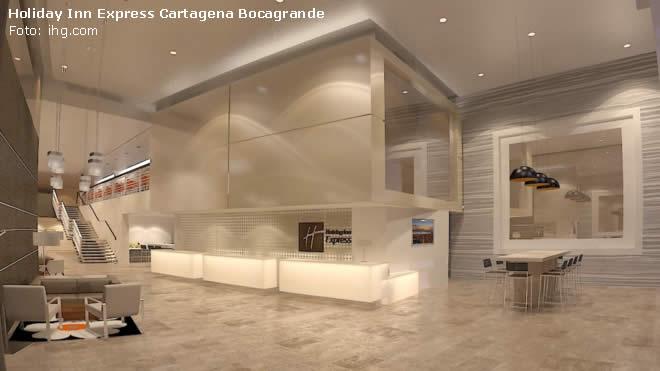 Holiday Inn Express® Cartagena Bocagranda