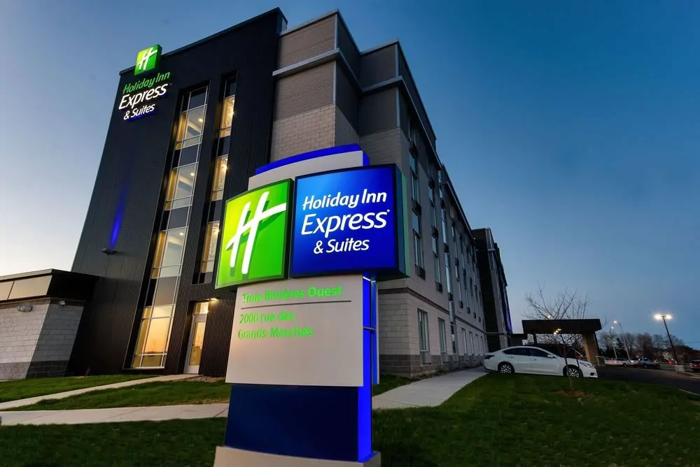InterContinental Hotels Group - IHG - Canadá - Québec - Holiday Inn Express & Suites Trois-Rivières