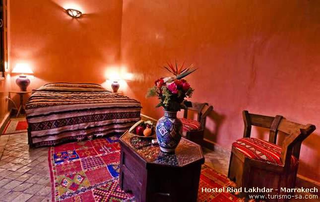 Hostel Riad Lakhdar, em Marrakech