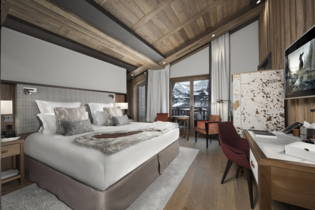 Hotel Barriére Les Neiges - Courchevel, França, France