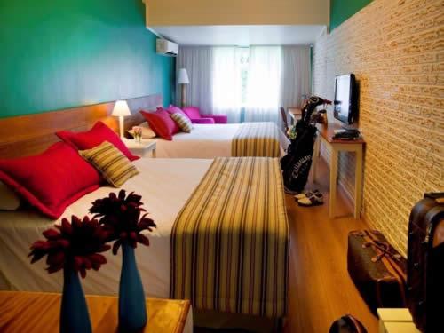 Hotel & Golfe Clube dos 500 - Guaratinguetá (SP)