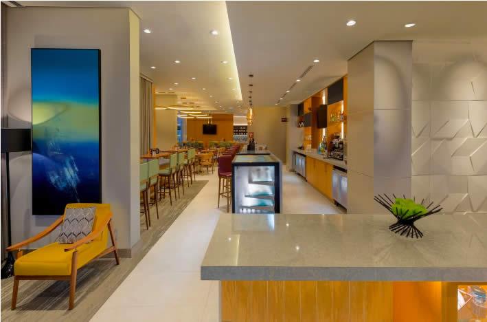 Hotelaria - Hyatt Place Macaé - Hospedagem - Rio de Janeiro - Petróleo - Hoteleriro