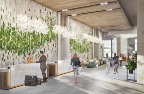 IHG anuncia a construção de um novo hotel - InterContinental® em Houston