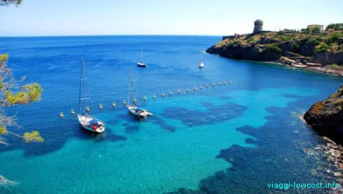 Isla di Capraia, Itália