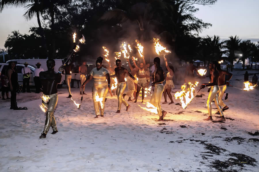 Junkanoo Summer Festival - Junkanoo - Nassau - Bahamas - Caribe