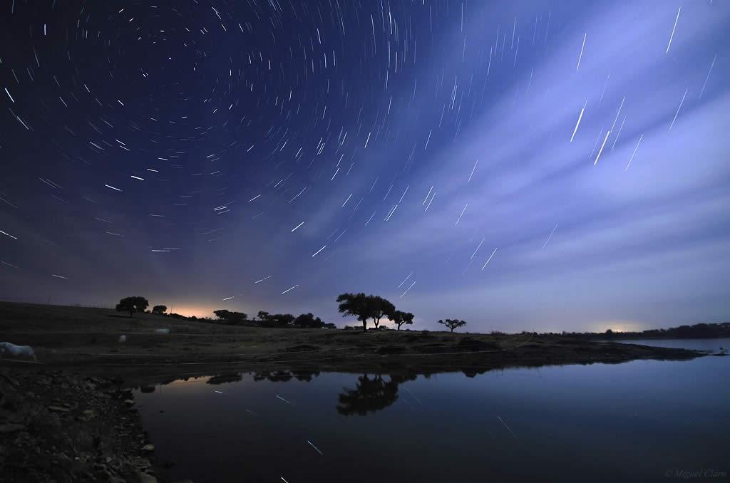 Céu noturno em Alqueva | Reserva Dark Sky Alqueva