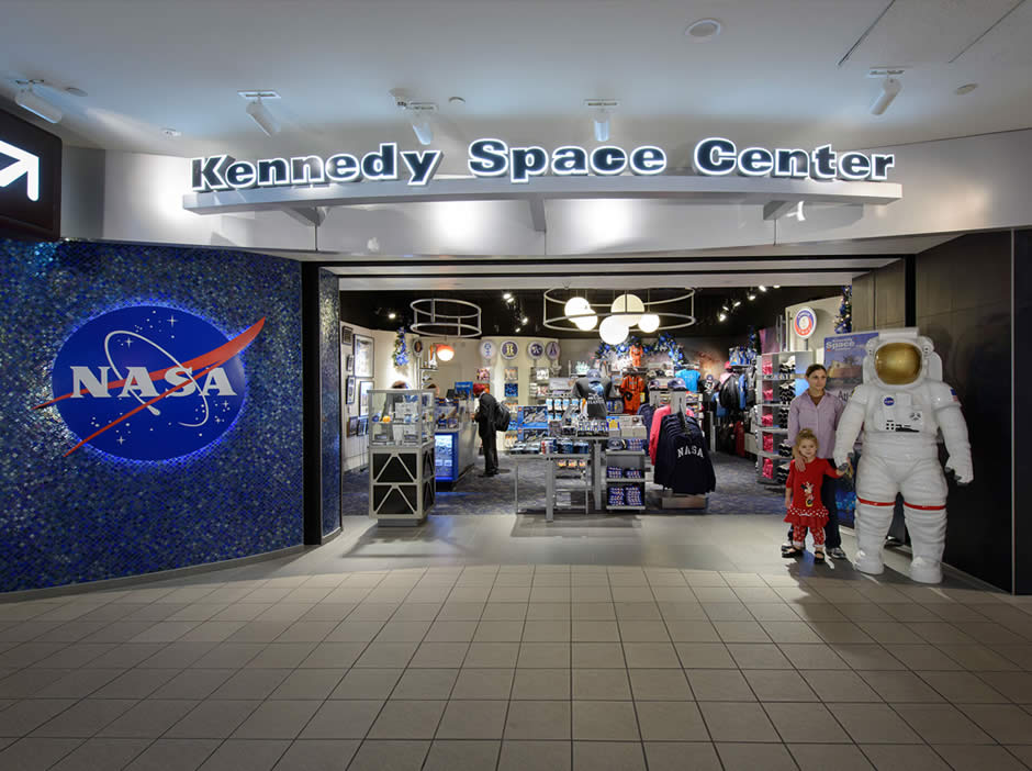 Kennedy Space Center Visitor Complex  - NASA - Espacial - Space - NASA Store