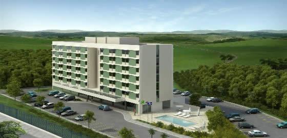 M.Executive Hotel - Grupo Mazzaropi