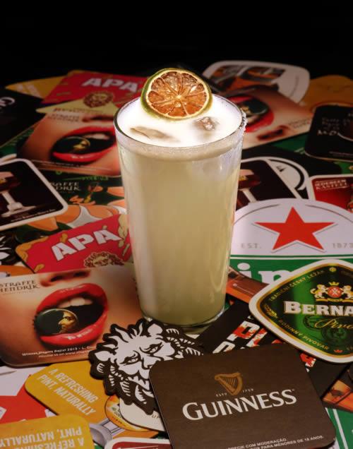 Margarita Beer drink