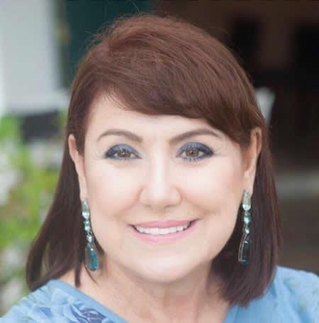 Maria Laudenir C. S. Oliveira, presidente do GCVB-Visite Guarujá