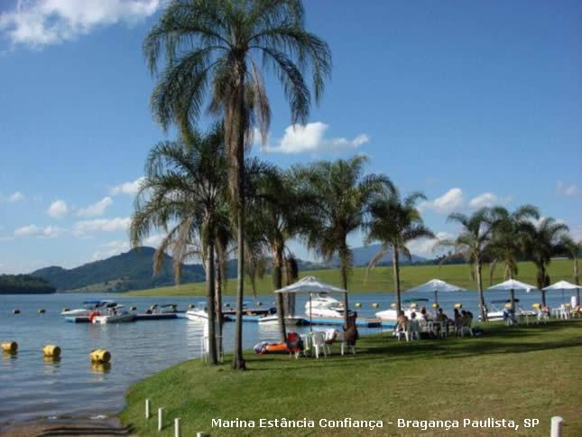 Marina Estância Confiança - Jaguari-Jacarei, Bragança Paulista - Turismo de Luxo - Hotelaria de Luxo - Hospedagem