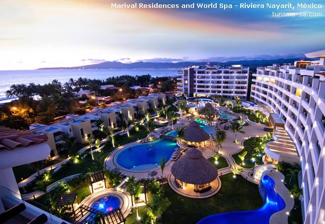 Marival Residences and World Spa - Riviera Nayarit