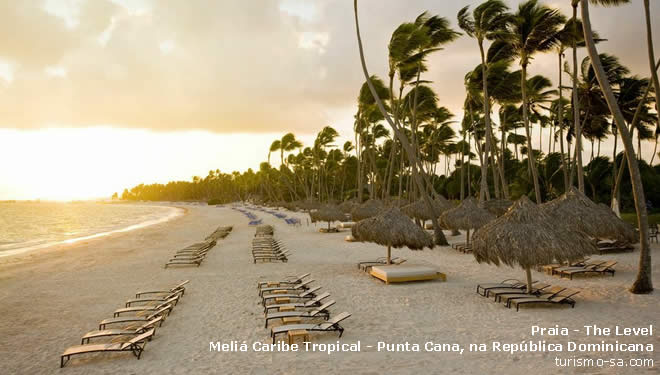 Meliá Caribe Tropical - Punta Cana, na República Dominicana