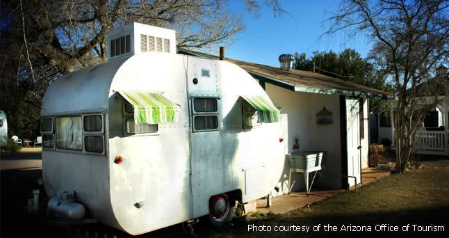 Moto Home - Arizona