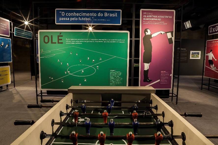 Museu do Futebol - Museu da Comunicação de Porto Alegre